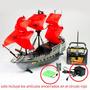 Batería Recargable Y Cargador Para Barco Pirata Rc Mygeektoy