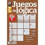 Juegos De Lógica ( Paquete 10 Revistas)