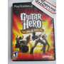 Guitar Hero World Tour Playstation 2 Ps2 Juego Original