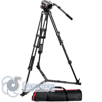 Manfrotto 504hd,546gbk, Tripie Para Video Profesional