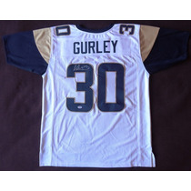 Jersey Autografiado Todd Gurley, Los Angeles Rams Nfl - Coa