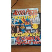 Auto Y Pista - Shumi Indy Car 1995