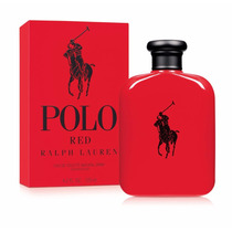 Polo Red De Ralph Lauren Eau De Toilette 125 Ml