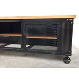 Mueble De Tv. Vintage Industrial