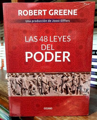Regalo + Las 48 Leyes Del Poder Robert Green Edición 2019