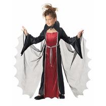 Disfraz Niña Vampiro 00216