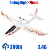 Avión Planeador Rc Wltoys F959 Sky King 3ch, Mygeektoy