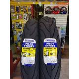 Llantas Michelin 130/70-17 Y 100/80-17   Llantas Nuevas