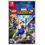 Lego Marvel Super Heroes 2 Para Nintendo Switch Juego Nuevo