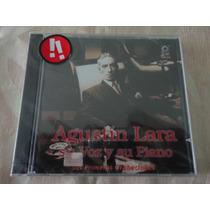 Agustin Lara Cd Su Voz Y Su Piano