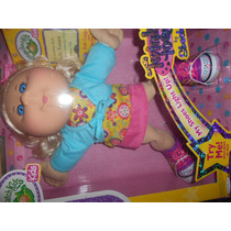 Cabbage Patch Kids Skechers Twinkle Toes Muñeca Cabage Pach