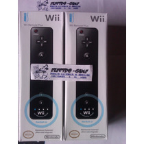 Wii*control Remoto Plus*con Motion Plus*integrado 2en1* Lbf