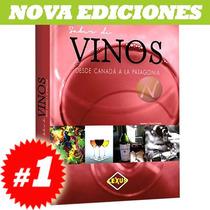 Libro Sobre Vinos. Saber De Vinos 1 Vol. Nuevo Y Original
