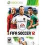 Fifa Soccer 12 Nuevo Sellado Xbox 360