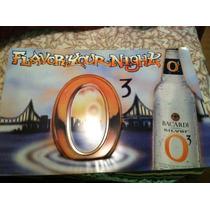 Letrero Metalico Bacardi Silver O3