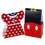 Dulcero Infantil Mickey Mouse Y Mimi Cumplea�os Palomitas