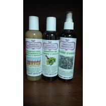 Shampoo Cubre Canas, Para Crecimiento Y Locion Cubrecanas