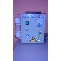 Generador De Ozono De .7 G/h Con Flujometro