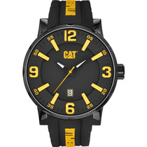 Cat Watches Bold 46 Milimetros Pvd Negr Nj16121137 Diego:vez