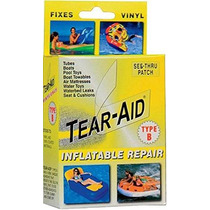 Tear-aid Kit De Reparación Tipo B Vinilo Inflable
