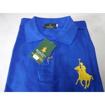 Playera Polo Club Royal County Of Berkshire 100% Algodon.