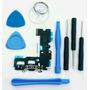 Flex De Carga Iphone 7 4.7 Negro + Kit