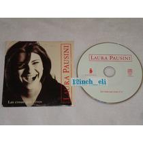 Laura Pausini Las Cosas Que Vives 96 East Single Promo