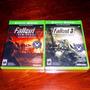 Lote 2 Vj Fallout 3 Goty Fallout New Vegas Ultimate Xbox 360
