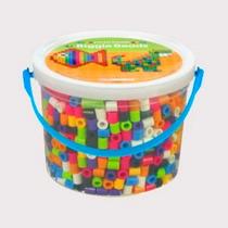 Perler Beads :: Cubeta Maxi Beads - 1200 Cuentas
