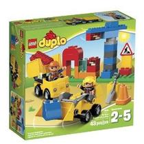 Lego Duplo Ciudad 10518 Mi Primer Emplazamiento De La Obra D