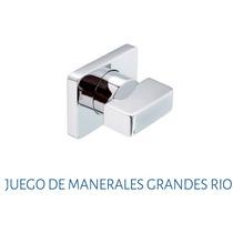 Juego De Manerales Grandes Urrea Rio Ri