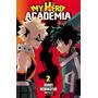 Manga My Hero Academia Del 1 Al 12 Precio X C/u Panini