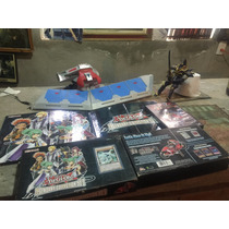 Disco D Duelo Yugioh+tapete+buster Blader Figura+pelicula