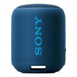 Bocina Sony Extra Bass Srs-xb12 Portátil Con Bluetooth Azul