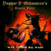 War To End All Wars - Yngwie Malmsteen Partituras Guitarra
