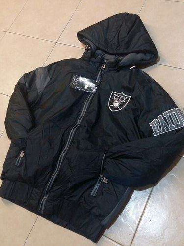 374453662 Chamarra Raiders Nfl Original Team Apparel Envio Gratis en venta en ...