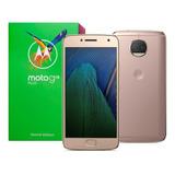 Celular Motorola Moto G5s Plus 32gb + 3gb Ram 2 Camaras 13mp