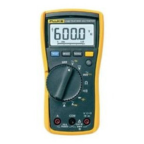 Fluke 115 Compact Verdadero Valor Eficaz Multímetro Digital