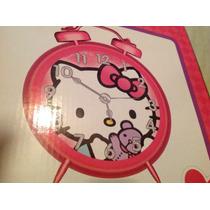 Reloj Despertador Hello Kitty Vintage