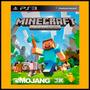 Minecraft - Playstation 3 Ps3