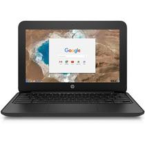 Laptop Hp Chromebook 11.6  G5 Intel Celeron N3060 4gb Ram 32