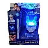 Blanqueador Dental 20 Minutes Lámpara Ultra Violeta Dientes
