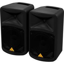 Behringer Eps500mp3 Sistema De Audio Portatil 500 W 8ch.