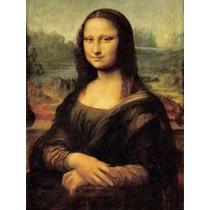 Ravensburger - 300 Piezas 14005 Leonardo Da Vinci Mona Lisa