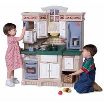 Cocinita Cocina Step2 Juego Niños Juguete Pm0
