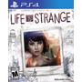 Life Is Strange (nuevo Y Sellado) - Play Station 4