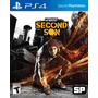 Infamous: Second Son - Ps4 - Play Station 4