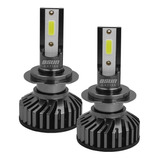 Kit De Led Osun® P1 De Alta Intensidad De Aluminio Para Faros Con Luces Principales Independientes H7 H11 9005 9006