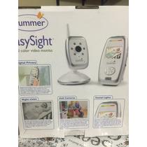 Monitor Para Vigilar Bebes Easy Sight. Vídeo Monitor A Color