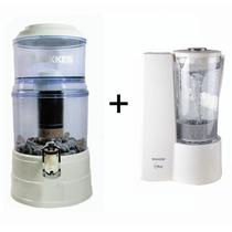 Paquete Purificador Filtro Agua Nikken Piwater+optimizer